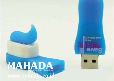 Flashdisk Rubber 3