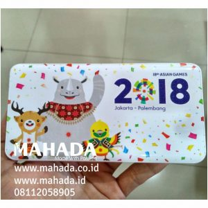 Powerbank Custom Mahada Indonesia - 18th Asian Games