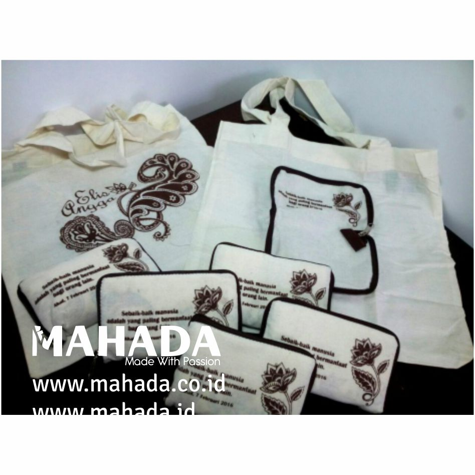 Goodie Bag / Tas Promosi Custom