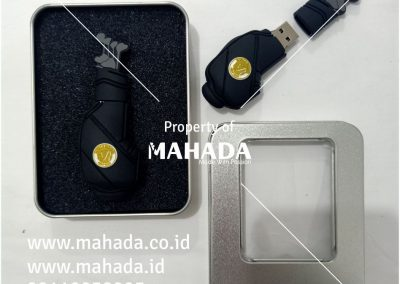 Flashdisk Rubber Custom 25