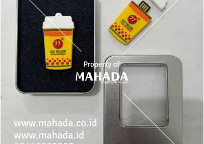 Flashdisk Rubber Custom 44