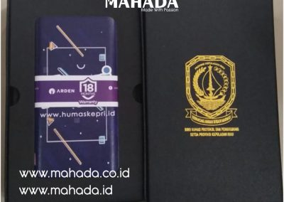 Powerbank Custom Mahada 20